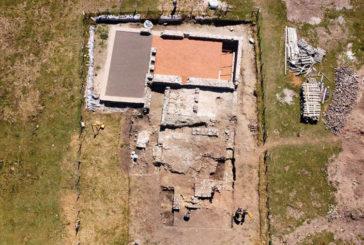 """La zona arqueológica romana """"Zaldua"""", declarada bien de interés cultural"""