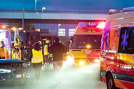 En 2019 fallecieron 1.755 personas en accidentes de tráfico