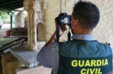 Recuperado un torreón de alabastro de la Catedral de Alcalá de Henares,