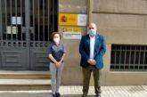 La Delegación del Gobierno en Navarra inicia el reparto de las 208.000 mascarillas dirigidas a municipios y a entidades sociales