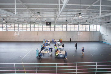 2.500 personas se someten al cribado de PCR de coronavirus en Leiza (Navarra)