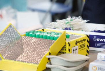 Dos nuevos cribados PCR en una residencia de estudiantes en Pamplona y otro en Sartaguda