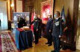 José María Borja nuevo Jefe Superior de Policía Nacional de Navarra