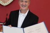 Carlos Cánovas recibe el 31º Premio Príncipe de Viana sin la presencia de Felipe VI y Princesa Leonor