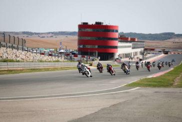 Duelos apasionantes en el Circuito de Navarra durante el Campeonato Interautonómico de Velocidad