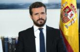 Casado propone un blindaje interno del CGPJ y no revela su voto a la moción de censura de Vox