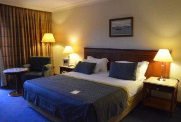 La ocupación hotelera se desploma un 85% en enero por el coronavirus