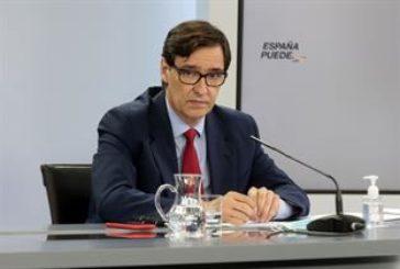 Sanidad plantea un criterio nacional de restricciones para poder confinar Madrid