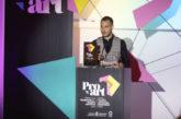Iván Carmona recibe el I Premio a la Promoción al Talento Artístico de Navarra