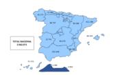 España incrementa un 0,66% la afiliación de extranjeros a SS en agosto, un 1,16% en Navarra