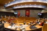 PSN, G. Bai, Bildu e I-E rechazan la enmienda de NA+ a los Presupuestos de Navarra 2021