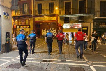 30 denuncias en Pamplona por incumplimiento de la normativa sanitaria frente al coronavirus