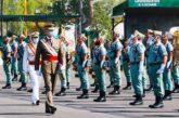 S.M, el Rey preside la celebración del centenario de la Legión española