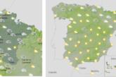 El tiempo para hoy viernes con bajada de temperaturas y nieve en los Pirineos