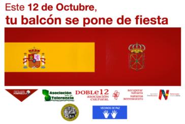 Navarra, fiestas y banderas