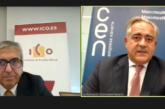 García de Quevedo traslada las alternativas de financiación para las empresas navarras en la CEN