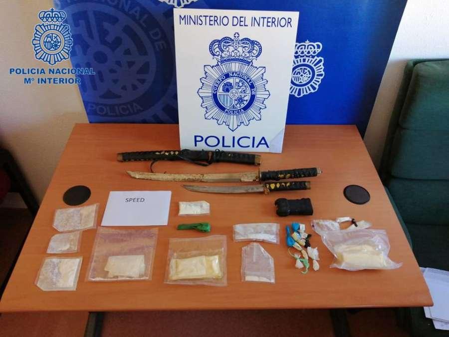 Detenidos en Tudela por tráfico de drogas
