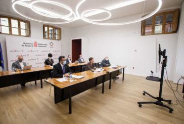 Se constituye la Conferencia Económica para el Plan Reactivar Navarra