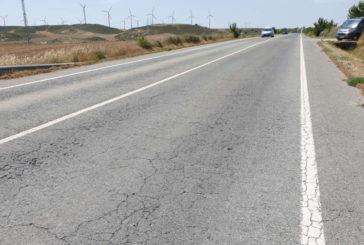 Obras Públicas invierte 1,9 millones de euros en reparar varios tramos de la autovía A-1, N-121 y NA-700