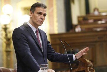 Vox fracasa en su moción de censura contra Sánchez