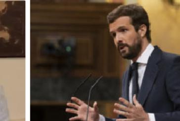 PP, Cs y Vox ante el decretado nuevo estado de alarma en España