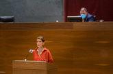 Debate Estado Navarra: Chivite se compromete a materializar el II Plan Estratégico del Euskera, las transferencias de tráfico a Navarra y el Skolae