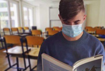 Confinados 506 estudiantes durante el fin de semana en Navarra