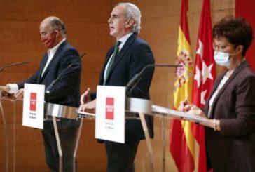 Madrid reduce a 6 personas las reuniones durante la Navidad