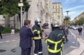Dos decapitados y un acuchillado mortalmente en una Iglesia católica de Niza (Francia)