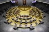 El Parlamento navarro modifica la representación de partidos en función de la proporcionalidad