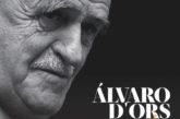 Gabriel Pérez publica la biografía de Álvaro d'Ors, catedrático de Derecho Romano y destacado humanista