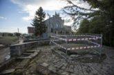 El pozo aparecido en el entorno del Convento de las Josefinas se integrará en el parque Txantrea Sur