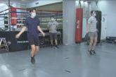 Nuevo cribado PCR en un gimnasio de Pamplona