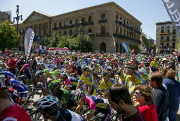 La 2ª etapa de La Vuelta Ciclista a España desde Pamplona provocará afecciones de tráfico