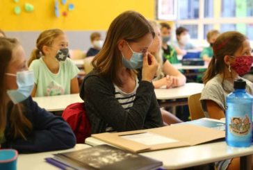 1.973 escolares de Infantil y Primaria en cuarentena tras el confinamiento de otros 234 alumnos en Navarra