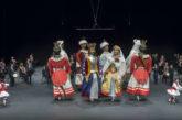 Pamplona celebra San Saturnino con la Pamplonesa y los Gigantes online