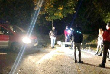 85 infracciones sanitarias y de movilidad denunciadas este fin de semana por la Policía Foral
