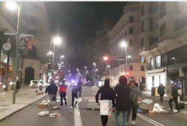 Continúan los altercados y protestas en distintos puntos de España contra las restricciones por coronavirus