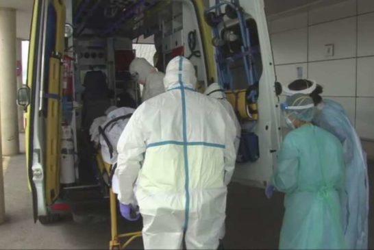 España supera los 100.000 fallecidos por la pandemia del coronavirus, según el INE