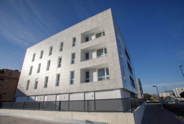 Construida en Zizur Mayor la primera promoción pública de vivienda con calefacción 100% de energías renovables