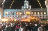 Primeras aglomeraciones navideñas en las principales ciudades pese a las recomendaciones sanitarias