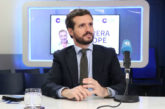 Casado anuncia que pedirán la comparecencia de Marlaska, Darias e Iceta por las vacunas de Policía y Guardia Civil en Cataluña