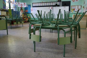 98 aulas confinadas en 61 centros de Infantil y Primaria de Navarra, el 2,81% del total