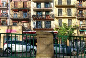 Pamplona conmemora el centenario de la colocación de la primera piedra del Segundo Ensanche