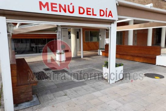 Se autoriza la apertura del interior de hostelería de Navarra sin aforo y consumo en mesa