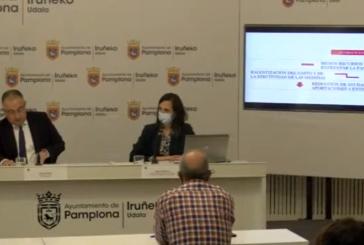 Maya alcanza un acuerdo con el PSN para aprobar los Presupuestos de Pamplona