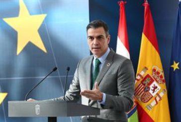 Sánchez anuncia un plan de vacunación masiva en los primeros seis meses de 2021