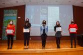 Ana Ruiz y Leyre Ayllón, ganadoras del concurso de pósteres fin de estudios de la UPNA