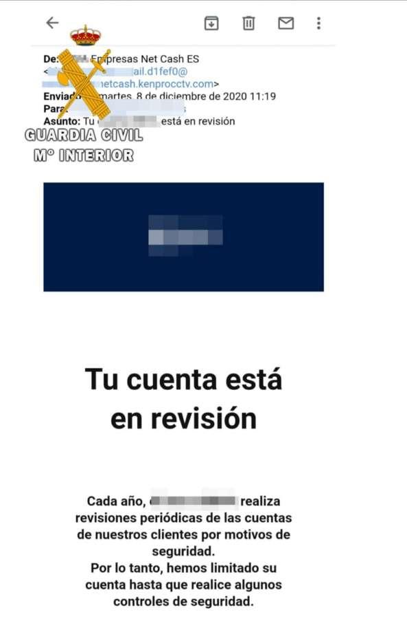 Alerta en Navarra por nueva oleada de envíos de SMS suplantando a entidades bancarias