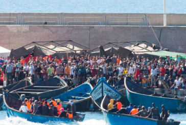 Navarra acogerá a 20 inmigrantes irregulares trasladados desde Canarias